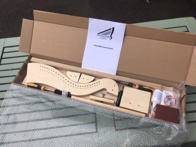 build a harp kit 2