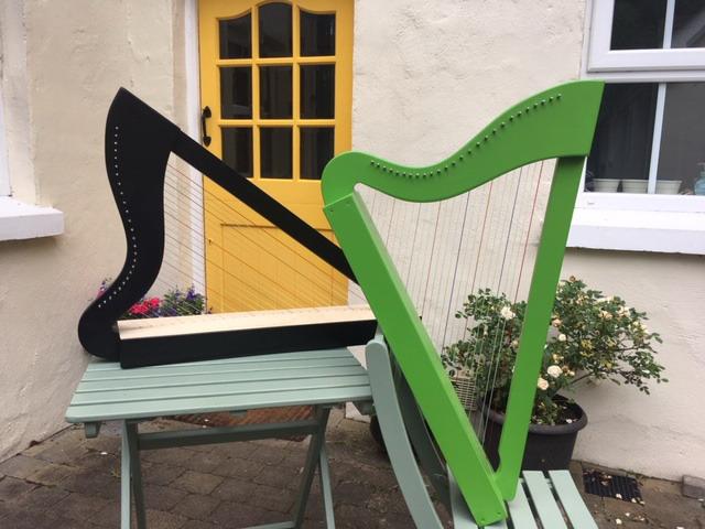 student harps